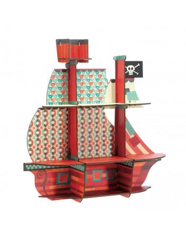 ETAGERE - The Pirate's Treasures